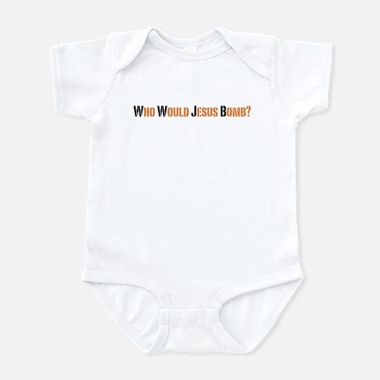 WWJB? Infant Creeper