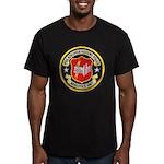 Philadelphia Housing PD Narc Men's Fitted T-Shirt