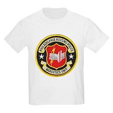 Philadelphia Housing PD Narc T-Shirt