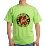Philadelphia Housing PD Narc Green T-Shirt