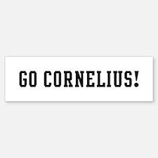 Go Cornelius Bumper Bumper Bumper Sticker