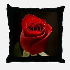Flower Photo Throw Pillow