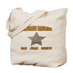 Colorado Rangers San Juan Tote Bag