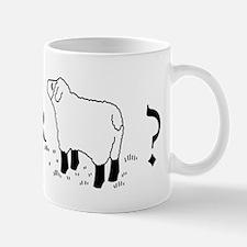 Wheat for Sheep Mug