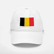 Belgian Flag Baseball Baseball Cap