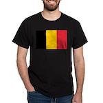 Belgian Flag Dark T-Shirt