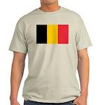 Belgian Flag Light T-Shirt