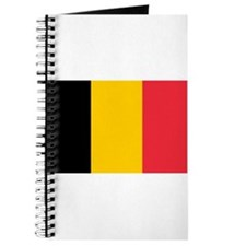 Belgian Flag Journal