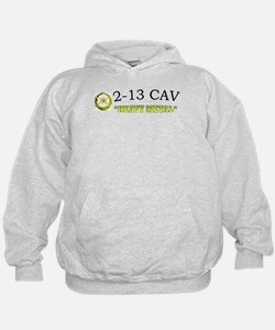 2nd Squadron 13th Cavalry Hoodie