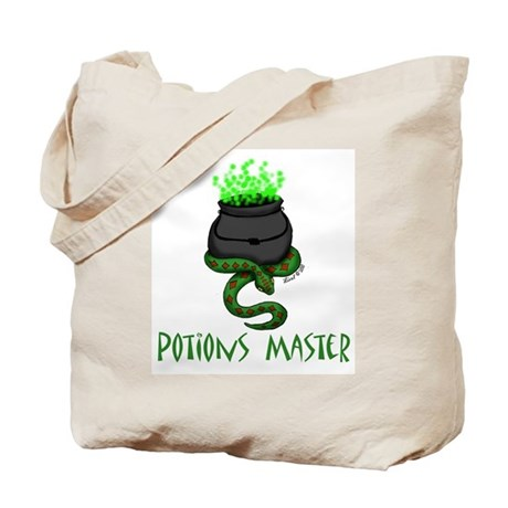 potions master Tote Bag
