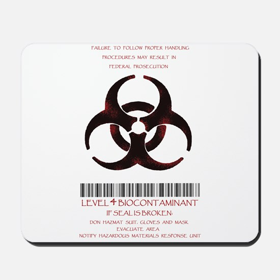Contaminent Mousepad