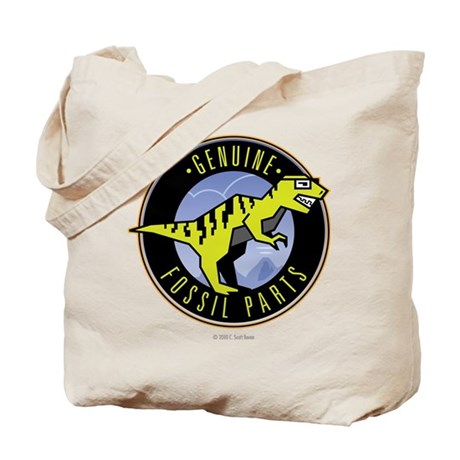 Genuine Fossil Parts Tote Bag