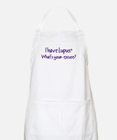 I have Lupus. What's your exc Apron