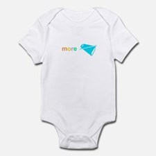 Unique More cowbell Infant Bodysuit