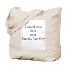 A Tote Bag for the SammyGirls