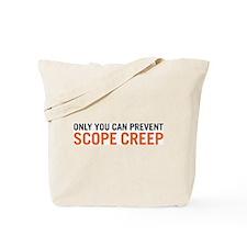 Scope Creep Tote Bag