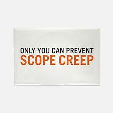 Scope Creep Rectangle Magnet