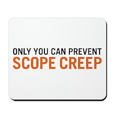 Scope Creep Mousepad