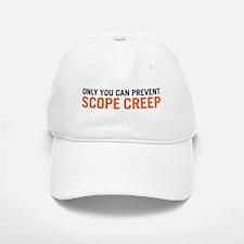 Scope Creep Baseball Baseball Cap
