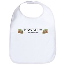 """Kawaii...that means cute"" in Bib"