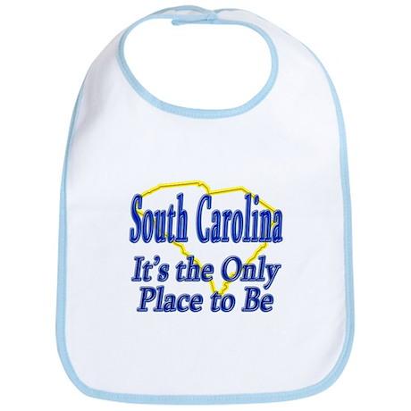 Only Place To Be - South Carolina Bib