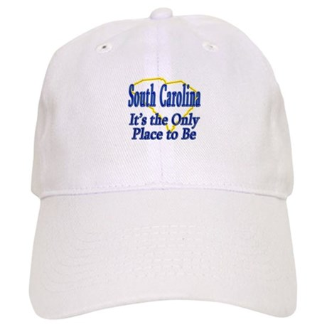 Only Place To Be - South Carolina Cap