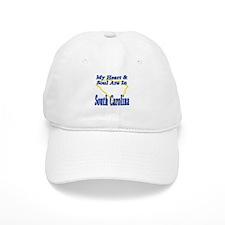 Heart & Soul - South Carolina Baseball Cap