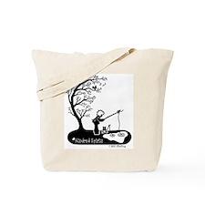 """Fishing Buddies"" Tote Bag"