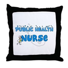 Nurse XX Throw Pillow