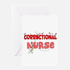 Nurse XX Greeting Card