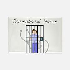 Nurse XX Rectangle Magnet (100 pack)
