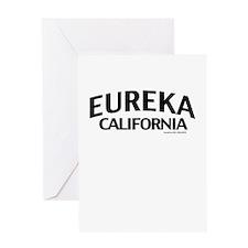 Eureka Greeting Card