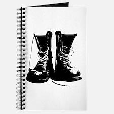 Combat Boots Journal