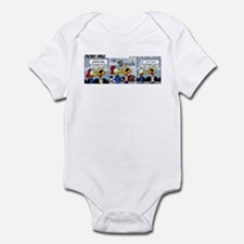 0505 - Gusty winds Infant Bodysuit