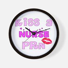 Nurse XXX Wall Clock