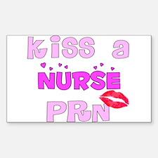 Nurse XXX Decal