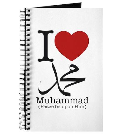 'I Love Muhammad' Journal