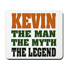 KEVIN - The Legend Mousepad
