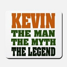 KEVIN - The Legend Mousepad
