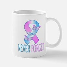 Pregnancy & Infant Loss Ribbon Mug