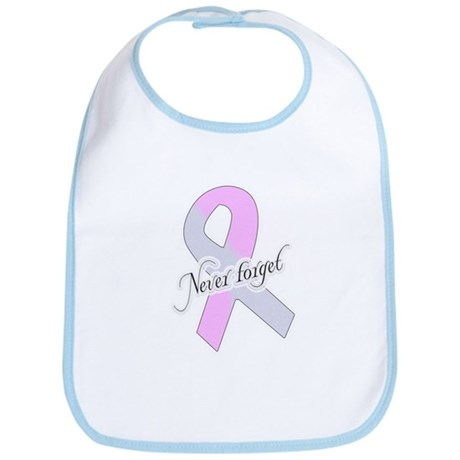 Pregnancy & Infant Loss Ribbon Bib