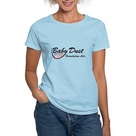 Baby Dust Foundation Custom Women's Light T-Shirt