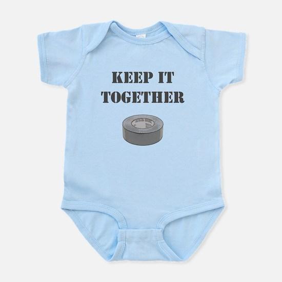 Keep It Together Infant Bodysuit
