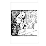 Ubbelohde's Allerleirauh Postcards (Package of 8)