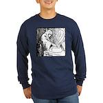 Ubbelohde's Allerleirauh Long Sleeve Dark T-Shirt