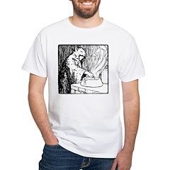 Ubbelohde's Allerleirauh White T-Shirt