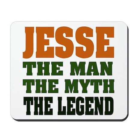 JESSE - The Legend Mousepad