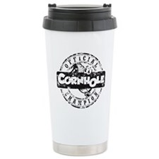 Cornhole Champion Travel Mug