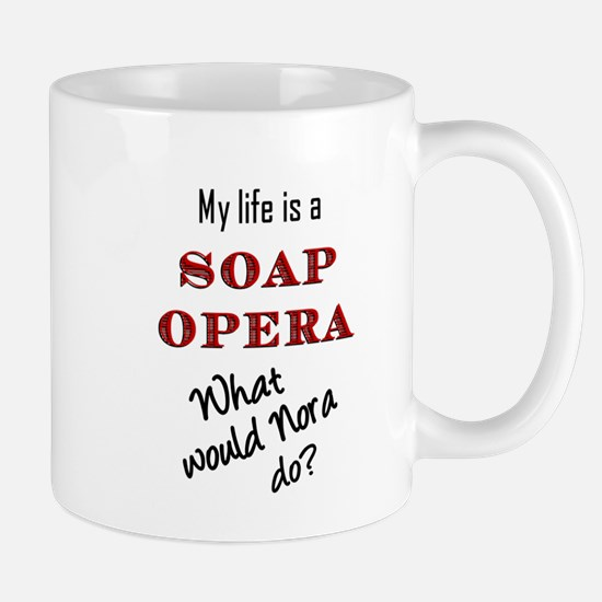 What Would Nora Do? Mug