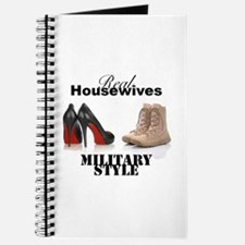 Cute Real military wife Journal
